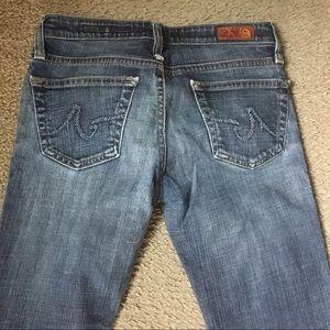 AG stretch jeans The KISS sz 26 r